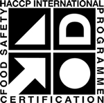 haccp int 09 cert mark black SM