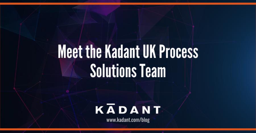 Meet the Kadant UK Process Solutions Team
