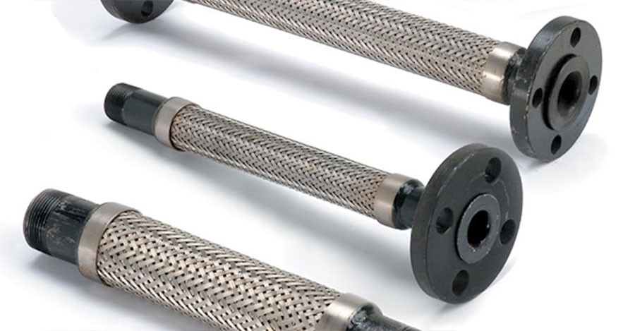 Preventing Steam System Damage from Improper Flexible Metal Hose Installations
