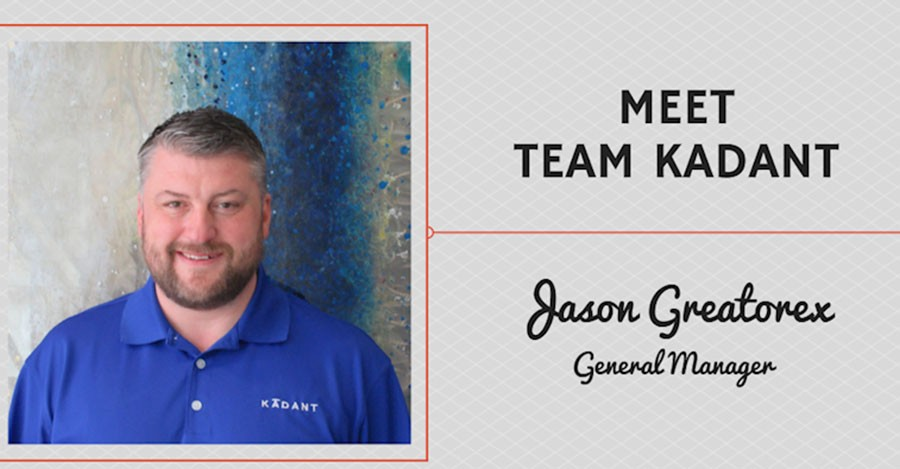 Meet Team Kadant - Jason Greatorex, General Manager, Kadant PAAL